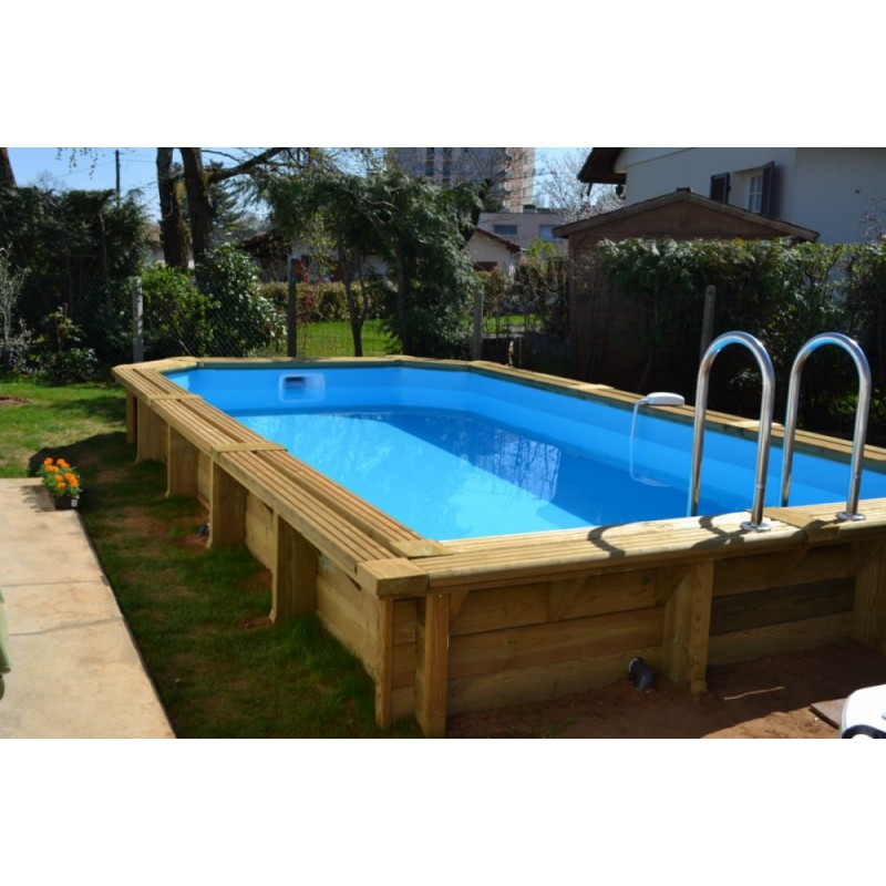 Piscine bois qualite for Piscine en bois de qualite