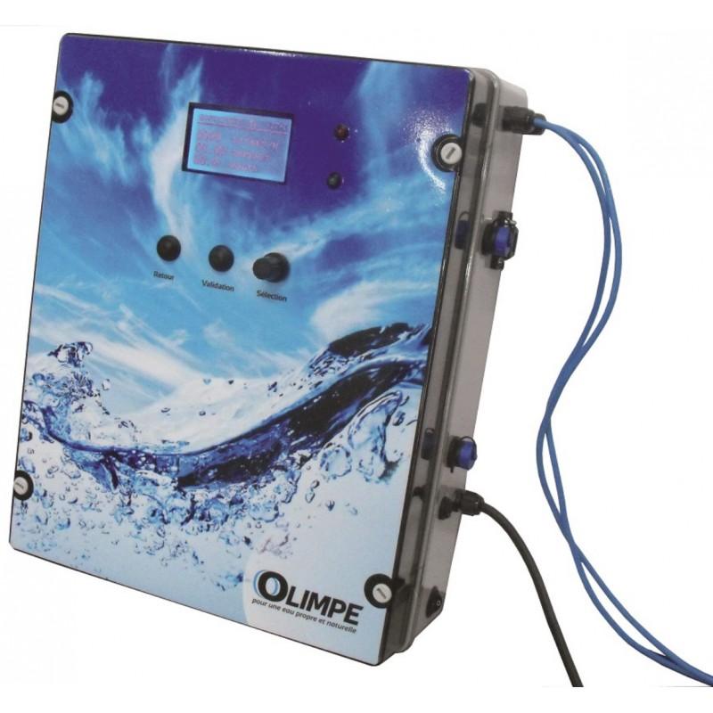 Electrolyseur olimpe de sel seulement for Sel pour piscine