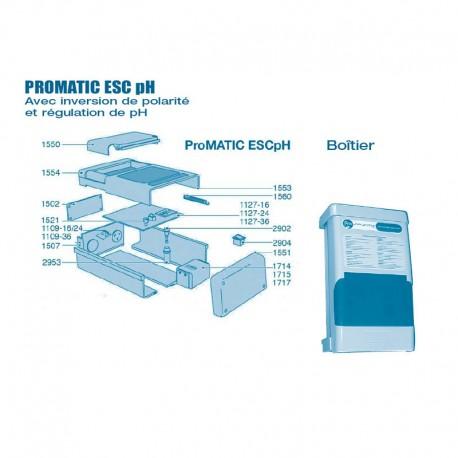 Pièces détachées pour PROMATIC MPS ESC pH