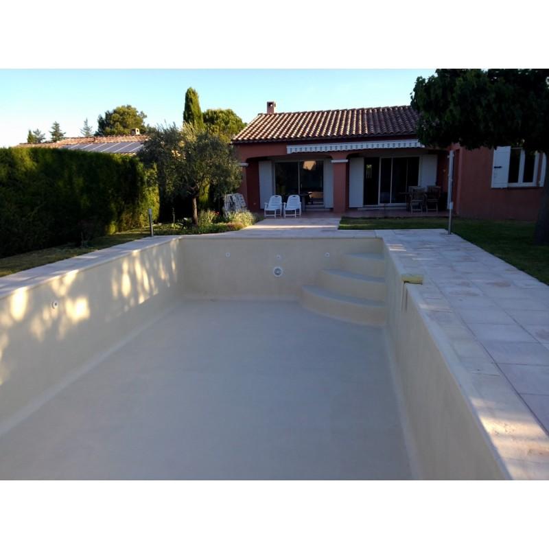 Peinture polyur thane pour piscine b ton - Enduit pour piscine beton ...
